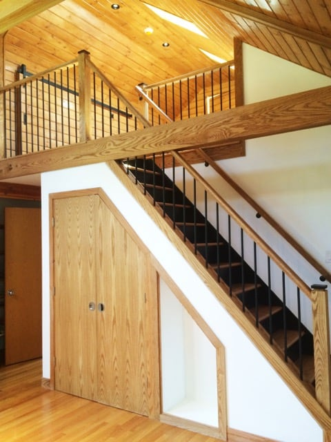 MORGAN STAIR AND LOFT